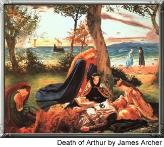 Death of King Arthur